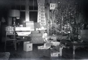 Christmas Tree 1950s
