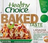 HealthyChoiceBakedLasagna