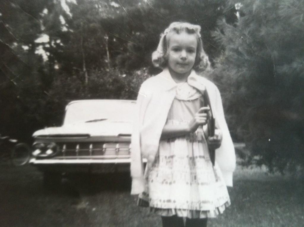 Patti First Day School 1959