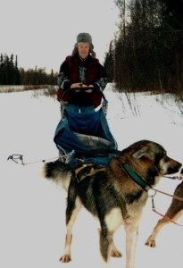 Iditarod Trail - Mom