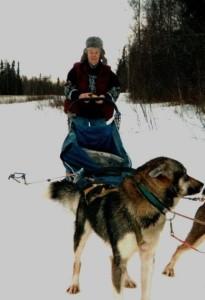 Iditarod Trail - Mom